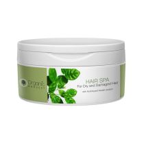 Hair Spa For Dry And Damage Hair