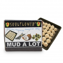 Soulflower Mud A Lot Soap