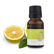 Soulflower Essential Oil Bergamot