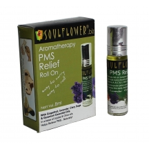 Soulflower Aromatherapy Pms Relief Roll On