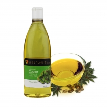 Soulflower Castor Carrier Oil