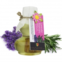 Soulflower Lavender Rosemary Healthy Hair Aroma Massage Oil