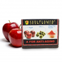 Soulflower A For Anti-aging Soap