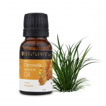 Soulflower Essential Oil Citronella