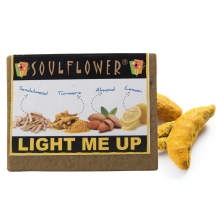 Soulflower Light Me Up Soap