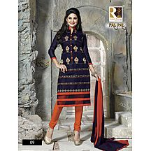 09_summer Cool Cotton Salwar Suit