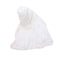 Womens Cottage White...