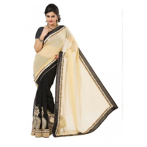 Imani Solid Paatli Fancy Saree