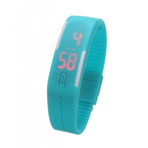 Led Digital Firozi Watch available at Craftsvilla for Rs.129