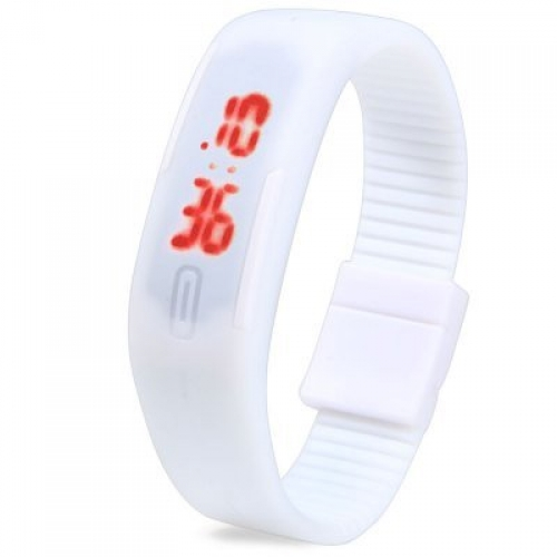 Led Digital White Watch available at Craftsvilla for Rs.129