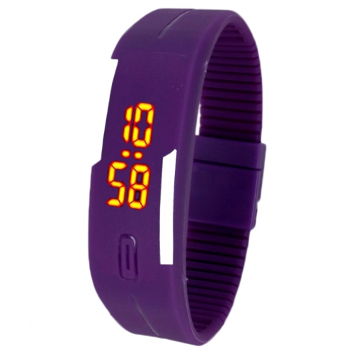 Led Digital Purple Watch available at Craftsvilla for Rs.129