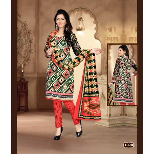 Hinnari 1020 Casual And Party Wear Straight Suit