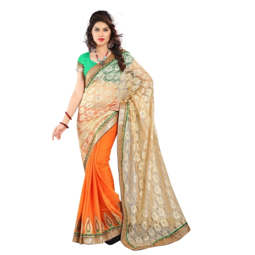 New Jacquard Work Nimboodi Saree