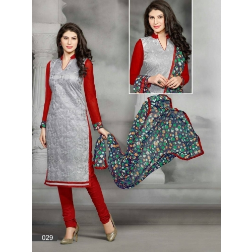 Long Suit Dress Material By Om Fashion