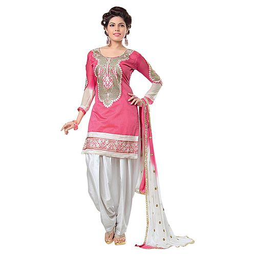 New Fashion Arrival Salwar Suits Pure Cotton 906