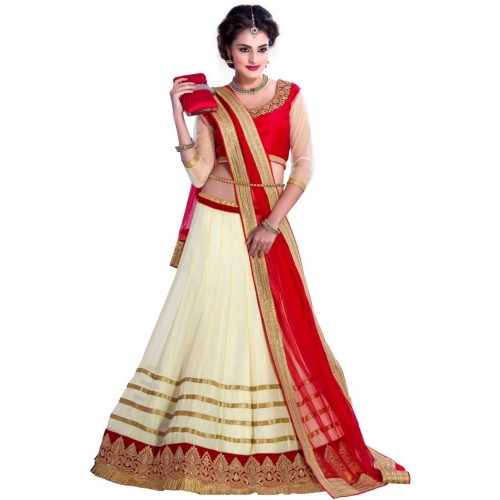 Rise N Shine Fashion Embroidered Women S Lehenga Choli And Dupatta Set