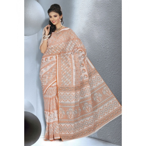 A Perfect Drape Is This Cotton Saree
