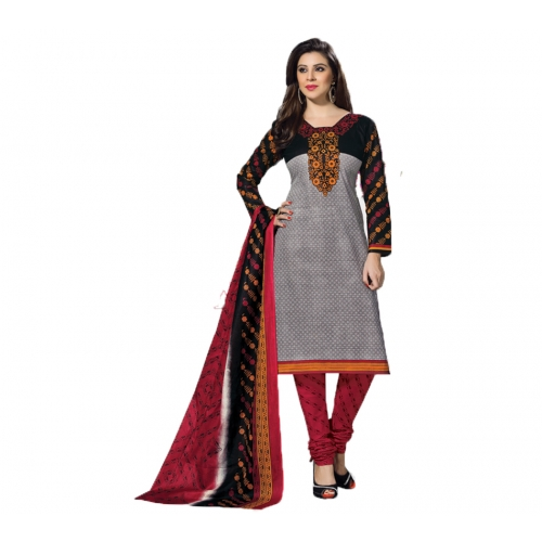 New Launch Cotton Printed Salwar Suit Dress Material