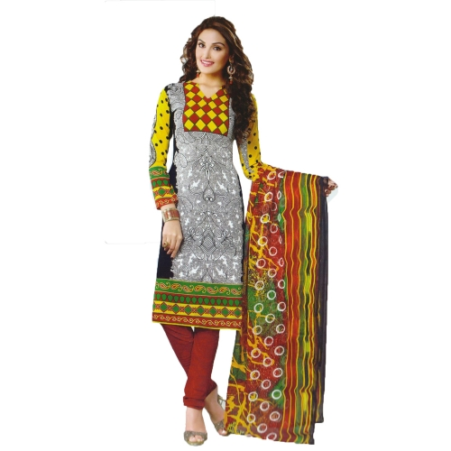 Amazing Style Salwar Suit Printed Dress Material