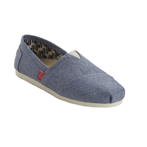 ac08aa518 Urban Monkey Blue Canvas Shoes For Men ust 0009 lightblue 43 available at  Craftsvilla for Rs.