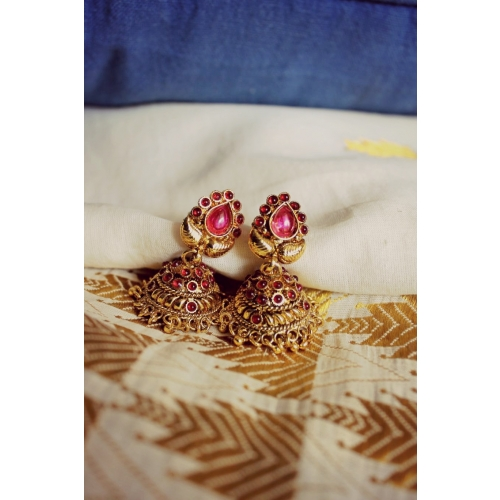 Jhumka Galore - Online Shopping For Earrings By Vasah