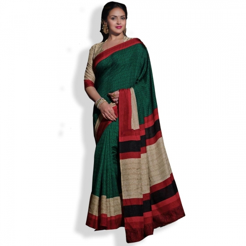 Beautiful Printed Chiffon Sarees