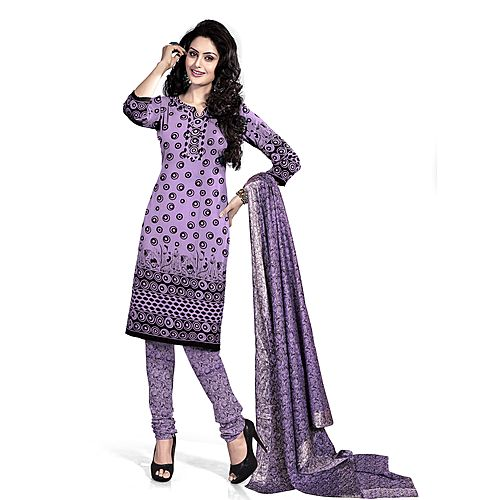 Arohi Beautiful Heavy Cotton Salwar Suit Material S D S No 205