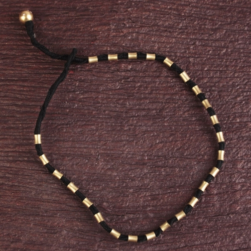Cylindrical Bead Necklace