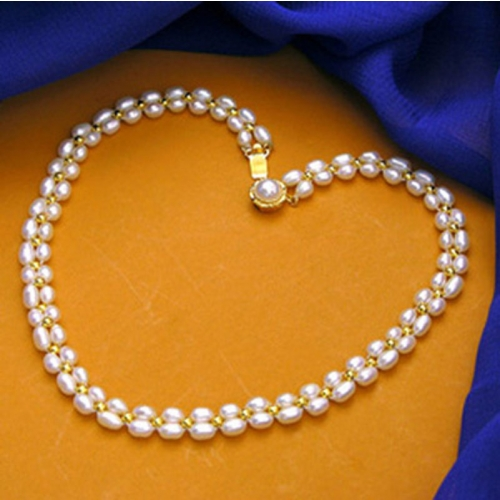 Sonali Pearl Necklace