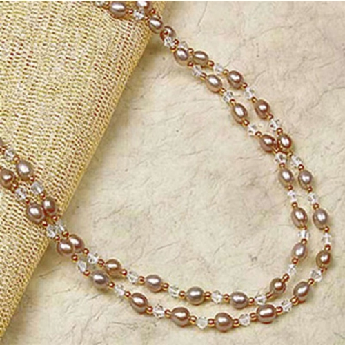 Kriti Pearl Necklace