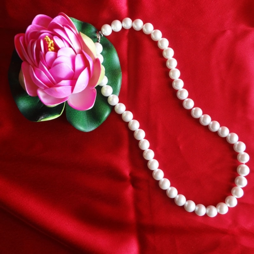 Pearls Of Elegance Necklace