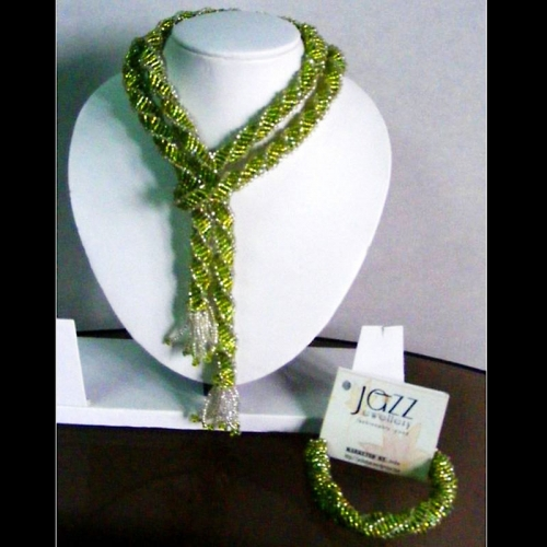 Knotted Neck Chain - Jazz