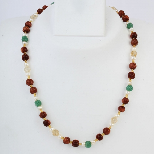 Multicolour Necklace