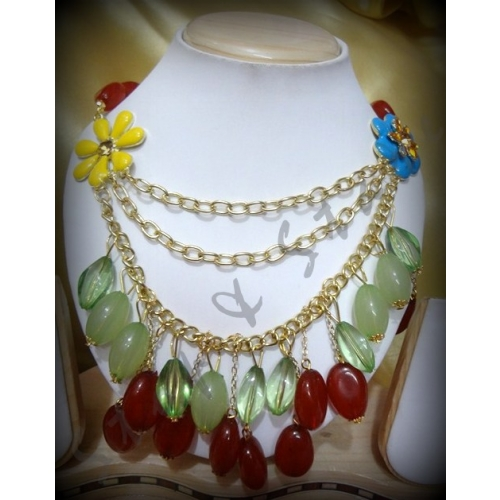 Clusters Necklace