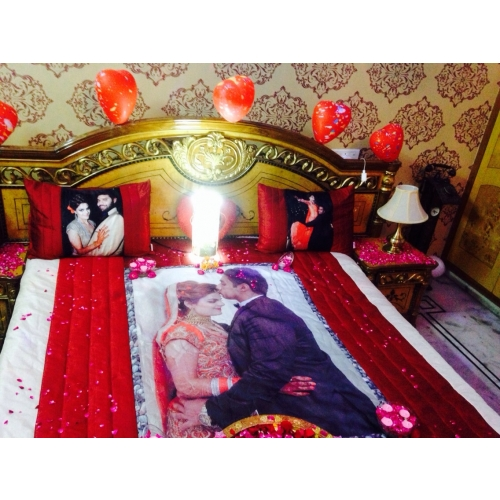 Customized Bed Sheets In Delhi