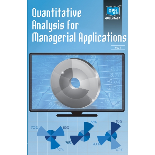 quantitative analysis for managerial applications Quantitative methods in management professor: daniel serra scenarios and real-world applications the course makes extensive use of excel stair, and hanna, quantitative analysis for management, 11th edition, prentice hall, 2011 during lectures, case studies are discussed.