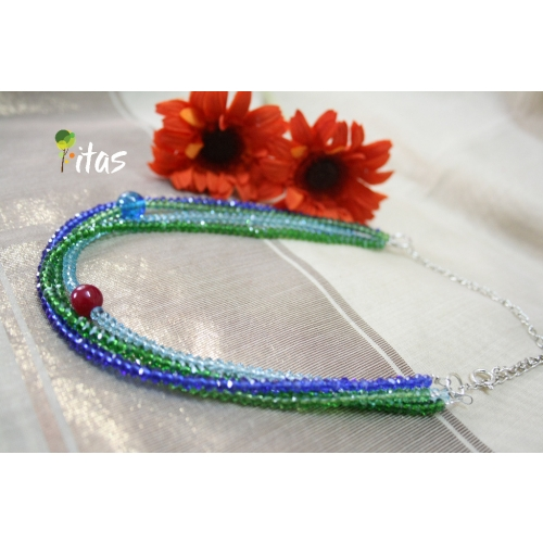 Colorful Summer Necklaces